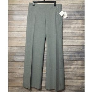 CAbi - Wide Leg Trousers - Size 10 NWT